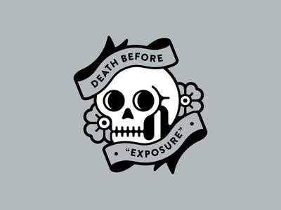 "Death Before ""Exposure"""