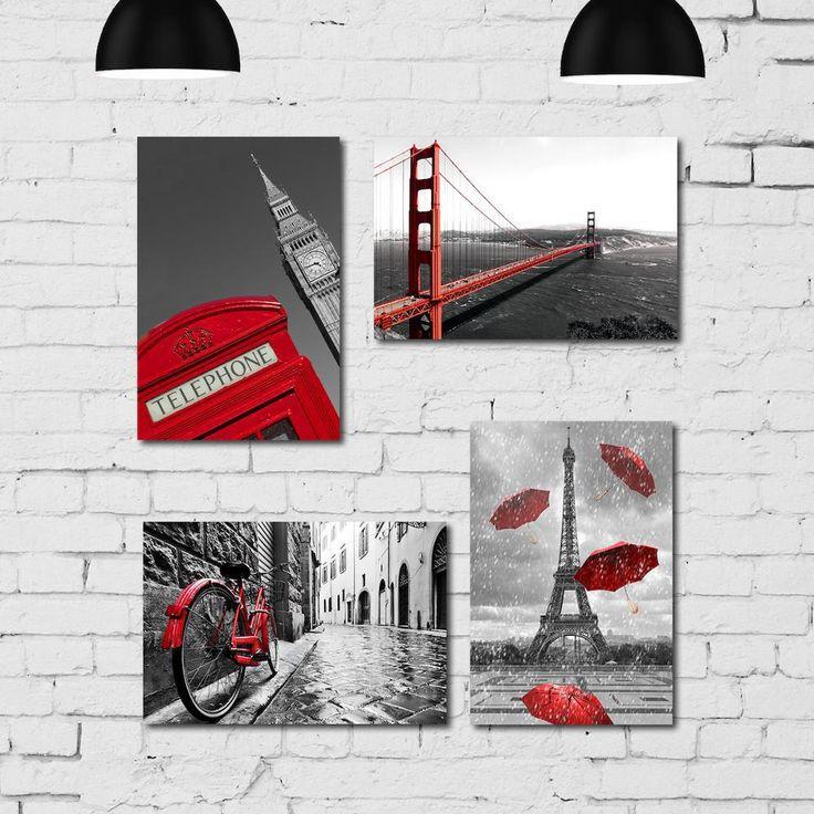 Kit Placa Decorativa Mdf Cidades Em - Americanas.com