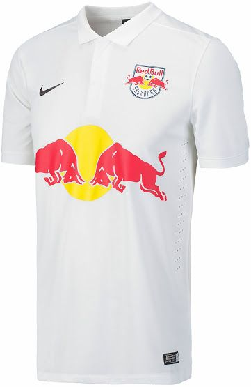 Red Bull Salzburg 14-15 Home and Away Kits Released - Footy Headlines