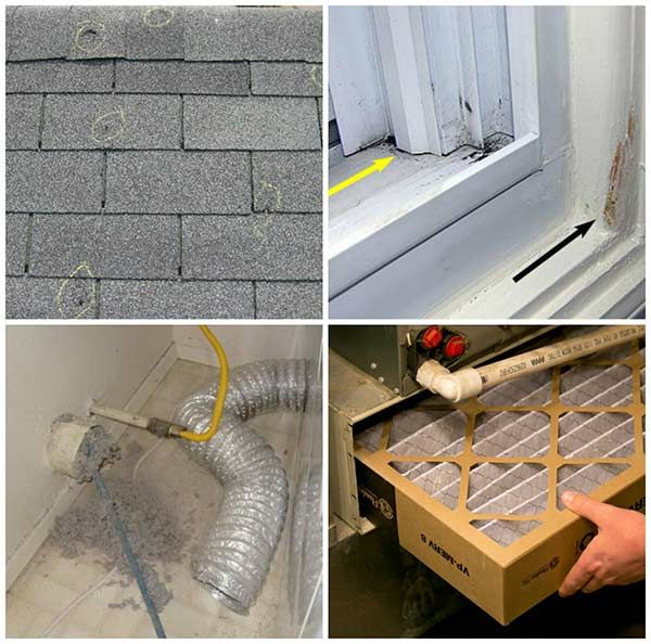 Keeping up with these home maintenance projects is vital.This will save you big money down the line. They are all easy to DIY too.
