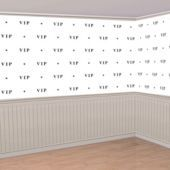 VIP Backdrop - apparently party city is where it's at for hollywood-themed party ideas