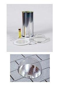 Short Sun Tubes - Mobile Home & Attic DIY Sun Tubes   MobileHomeAdvantage