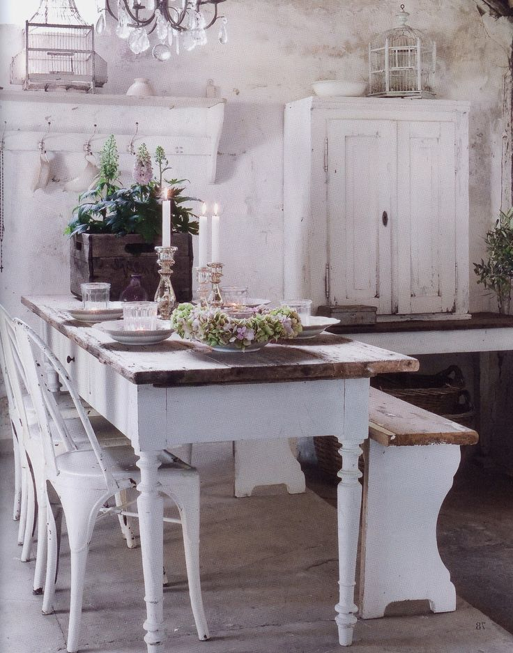 Decorating Rustic Chic Pinterest Shabby Rustic And Country