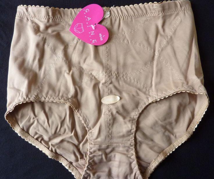Gaine Culotte Slip Ventre plat beige taille 46 neuf lingerie femme