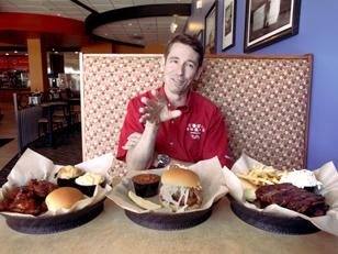 Tuffy Stone, of BBQ Pitmasters and Q restaurants, sharing his sauce and rub recipes.