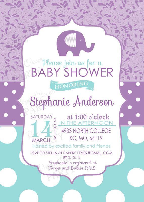 25 Best Ideas About Lilac Baby Shower On Pinterest