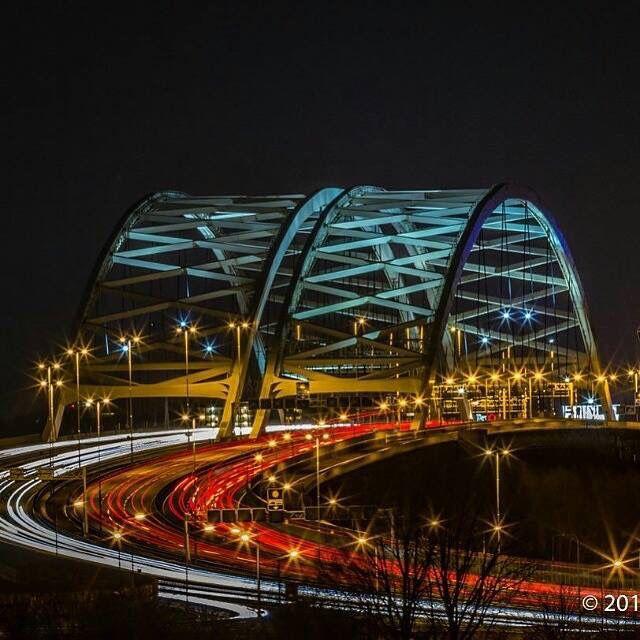Brienenoordbrug Rotterdam