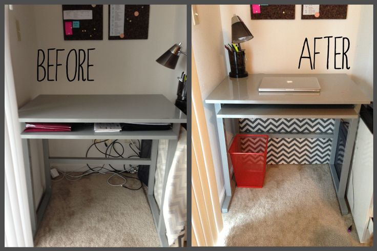 Attractive Way To Hide Cords Under Desk Storage