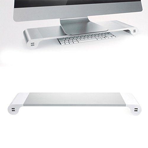 Support Moniteur d'Ordinateur Portable sur Table avec 4 Ports USB Support Indicateur Tablette Organisateur de Bureau pour Laptop / iMac / MacBook / PC avec Ecran de moins de 22 pouces – Norme Européen - https://streel.be/support-moniteur-dordinateur-portable-sur-table-avec-4-ports-usb-support-indicateur-tablette-organisateur-de-bureau-pour-laptop-imac-macbook-pc-avec-ecran-de-moins-de-22-pouces-norme/