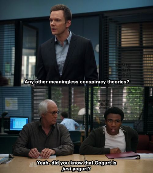 Everybody needs to watch Community starting March 15th at 8:00 pm! Flip I love this show.