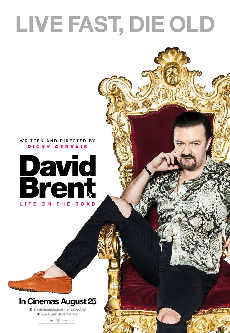 Register at Ocean Road Magazine website to win a double pass for the movie David Brent: Life on The Road: http://www.oceanroadmagazine.com.au/competitions To see the trailer: https://www.youtube.com/watch?v=2THODznVOt8