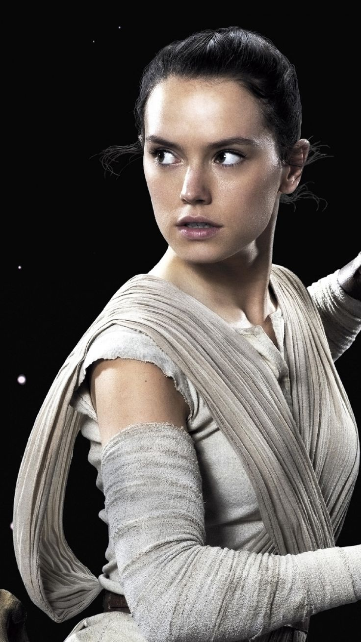 Movie Star Wars Episode VII: The Force Awakens Star Wars Rey Daisy Ridley-