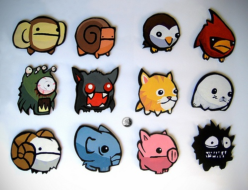 Animals 2 from Castle Crashers