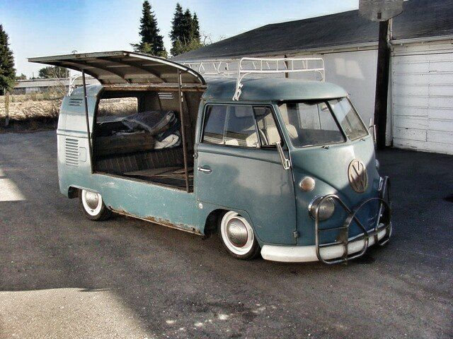vw t1 food truck vw special editions pinterest buses campers and factories. Black Bedroom Furniture Sets. Home Design Ideas