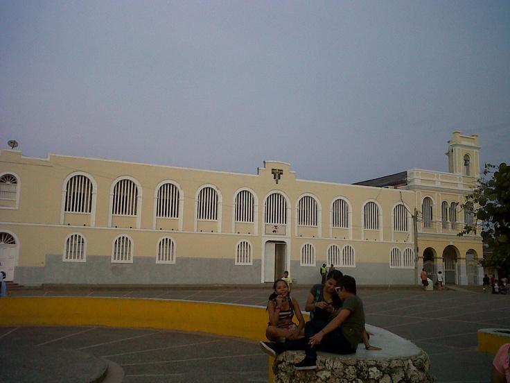Plaza Riohacha