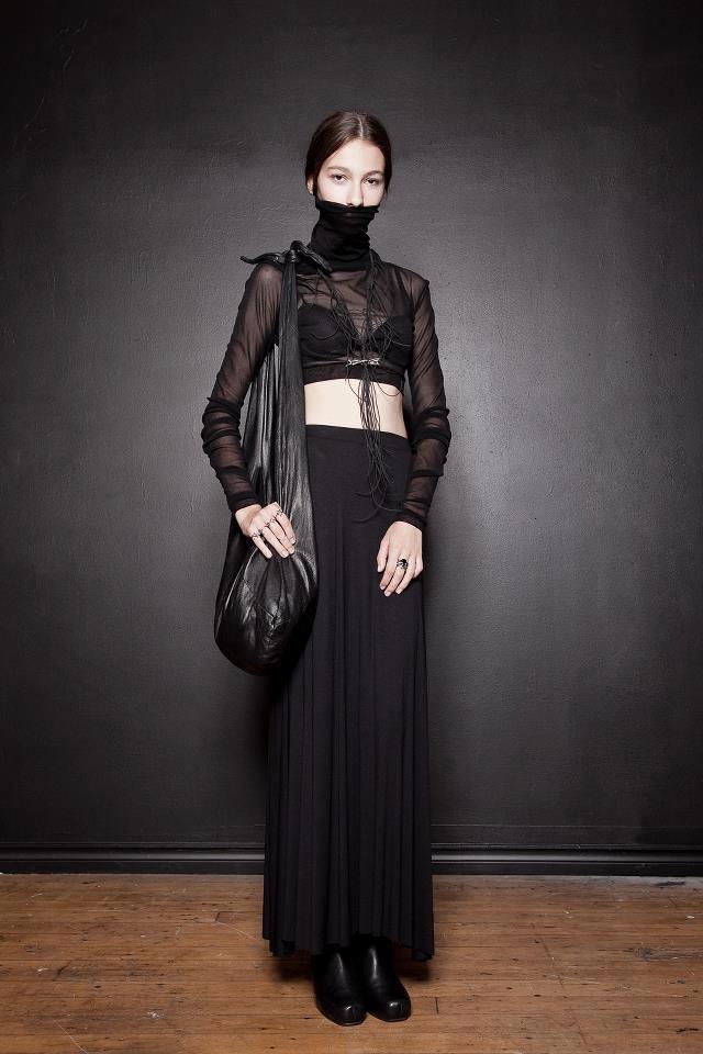 New Collection: La Grande Noirceur @ Ovate #ovate #fashion #black