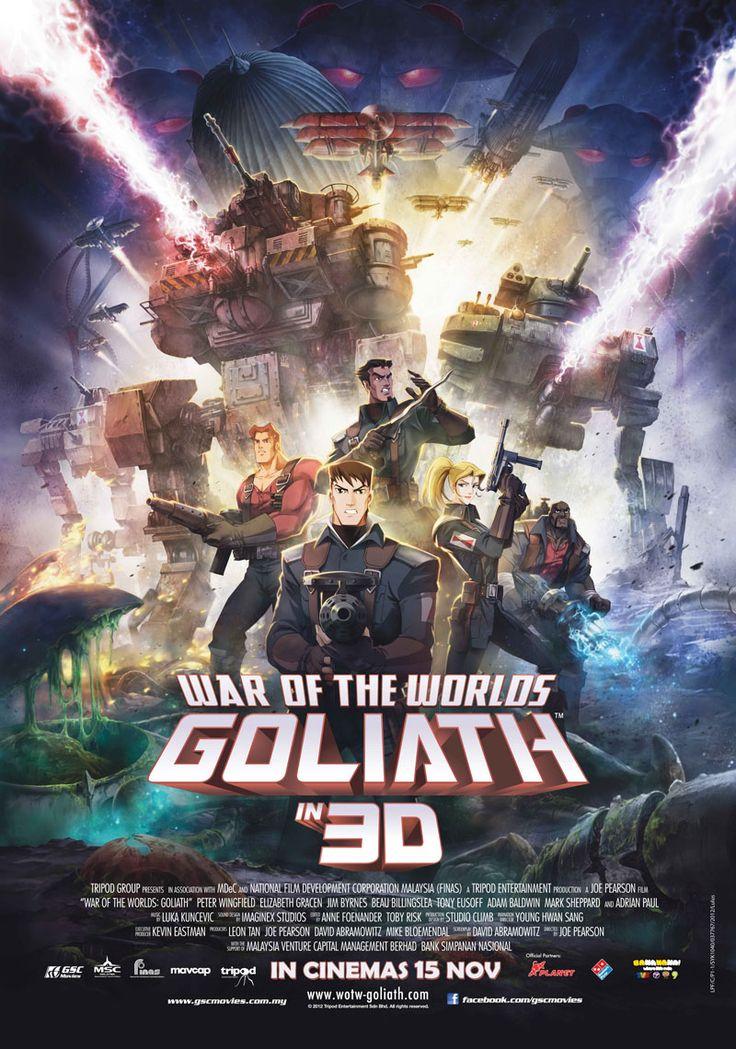 War of the Worlds Goliath (2012) Sooper Movies War of