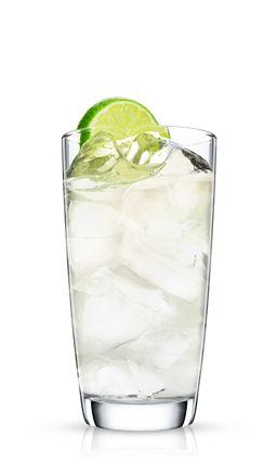 Passion Fruit & Coconut Water - Malibu rum drinks