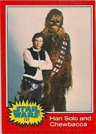1977 star wars trading cards - Google Search