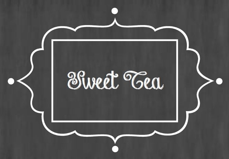Shops Teas And Sweet On Pinterest