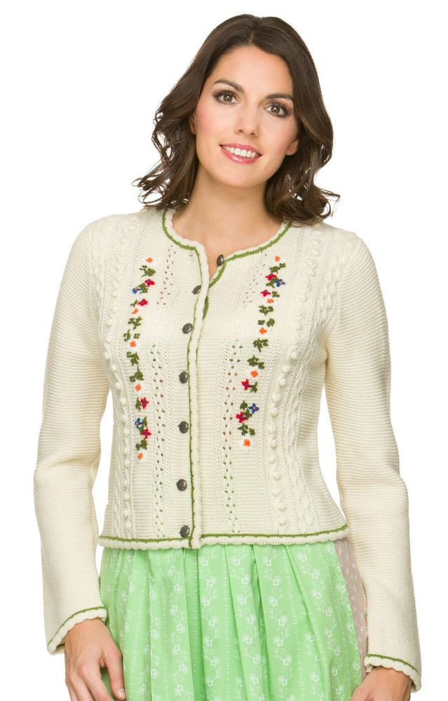 Sweater Zana nature. Bright and cheerful. The long-sleeved sweater dress for ladies, Zana nature is made of a wool-white knitting yarn in traditional curly mesh. On the back and the front wave plait, pitting and nodules patterns are incorporated.   eBay!