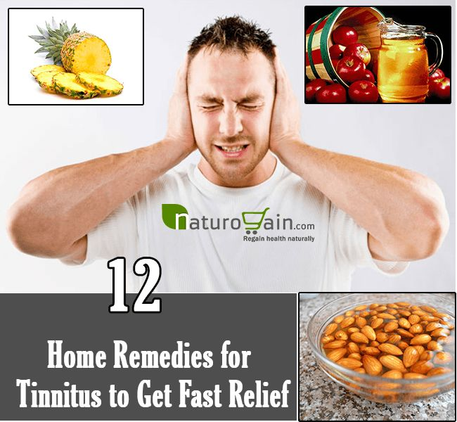 Tinnitus Natural Remedies Treatment