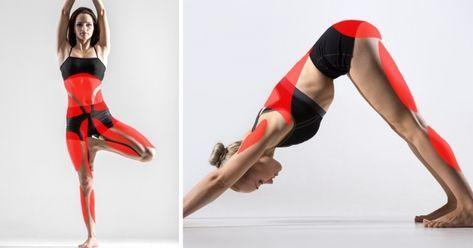 15 Postures de yoga qui vont transformer ton corps Pratiquez le yoga pour un cor…