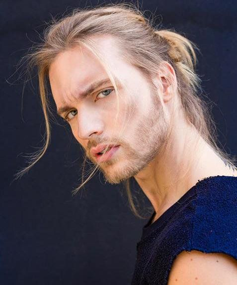 78 Best images about Man with long hair! on Pinterest ... Vadim Shatilov
