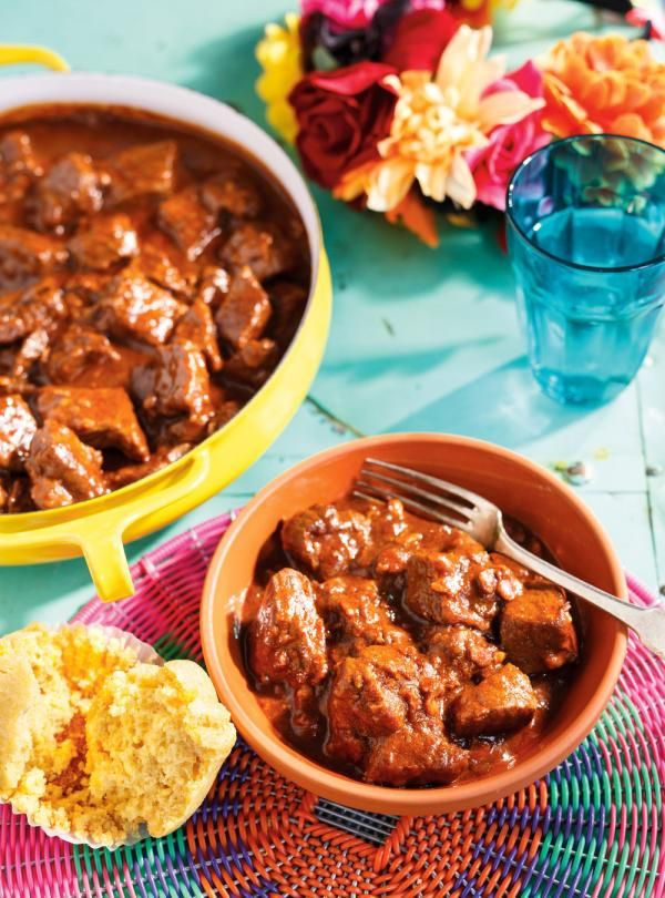 Recette de RIcardo de chili con carne