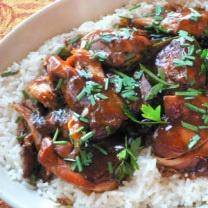 Crock Pot Teriyaki Chicken #recipe