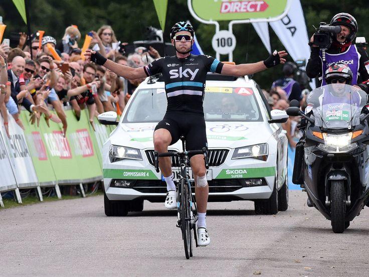 242. Tour of Britain - Stage 3: Congleton - Tatton Park [06/09/2016] Ian Stannard