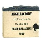 The Angelfactory Black Active Safari Soap is ideal for all sportmens or anyone who likes working up a sweat. How cool is this: it draws out odours and masks the human scent, so you can get up close to our amazing African wildlife without disturbing their peace.