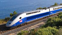 TGV: Shorter travel times and relaxed touring