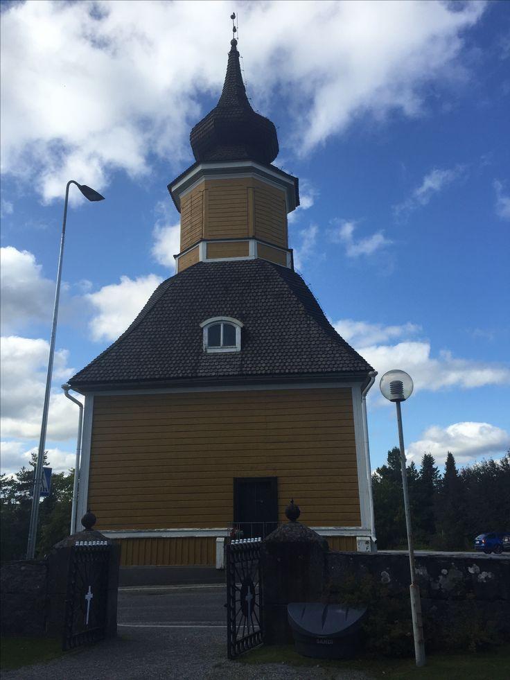 Oriveden kirkon kellotapuli