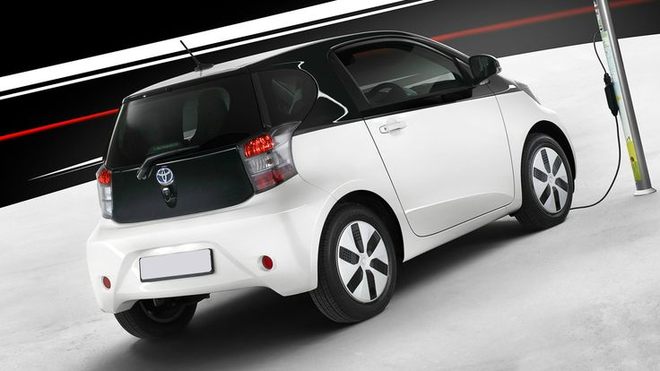 New 2019 Toyota iQ Test Drive On Road