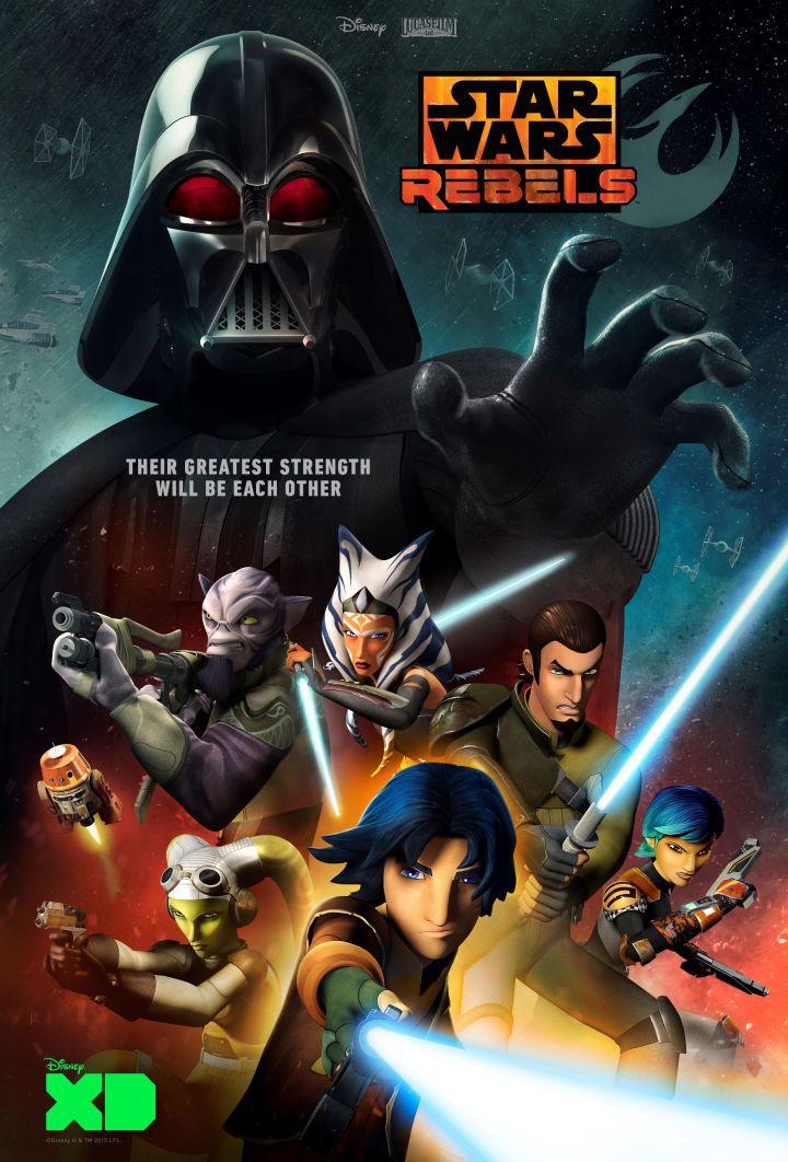 star wars rebels sabine | Star Wars Celebration: Star Wars Rebels Season 2 Gets New Poster