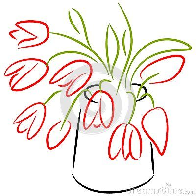 Download Red Tulips In Vase Royalty Free Stock Photos for free or as low as 0.70 lei. New users enjoy 60% OFF. 19,773,595 high-resolution stock photos and vector illustrations. Image: 35180748