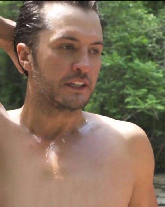 luke wet!! God help me!!
