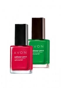 Avon Nailwear Pro+ Tırnak Cilası