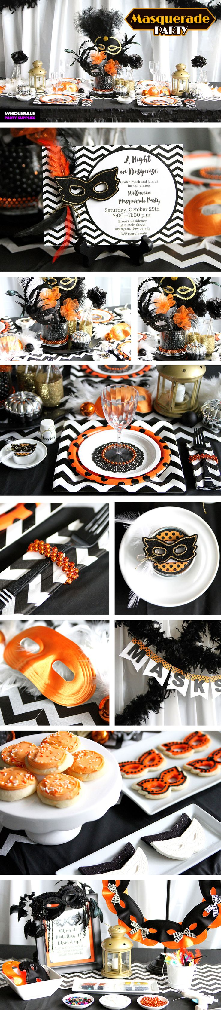 1000+ images about Halloween Party Ideas on Pinterest
