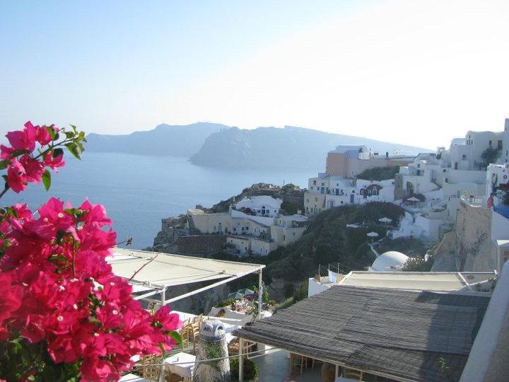 SantoriniFavorite Places