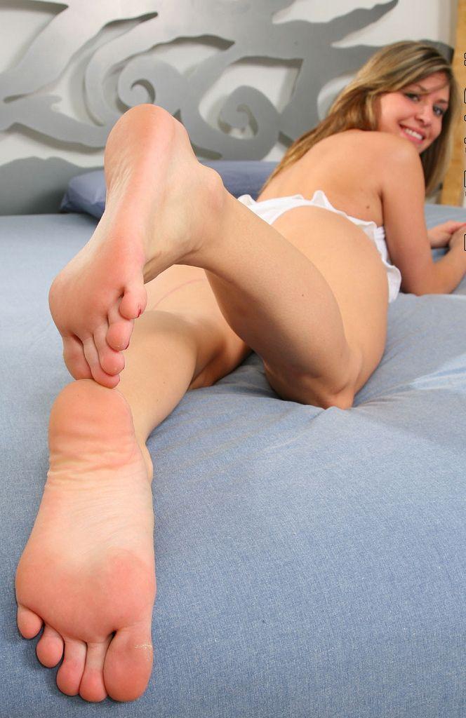 Porn hot feet