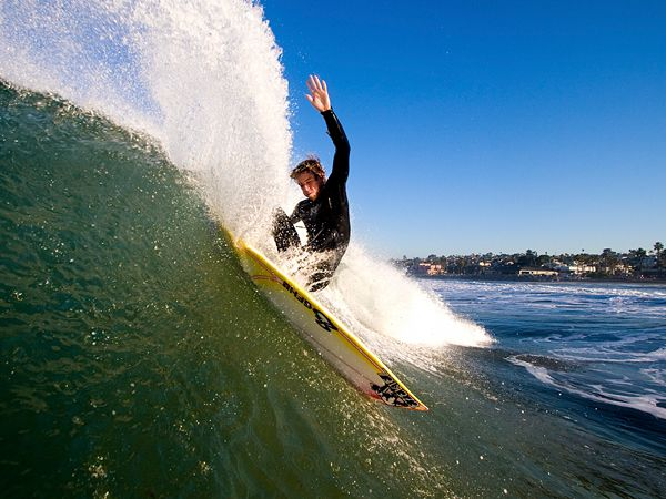 The Best Surfing Beaches in California - California Beaches