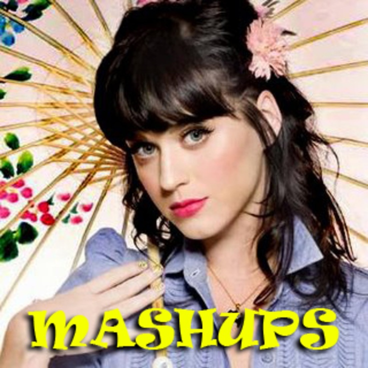 Katy Perry Mashups (with MP3 downloads)