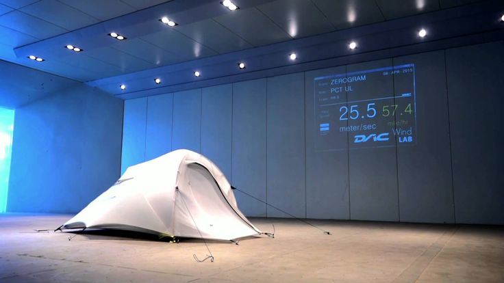 PCT UL Wind Tunnel Test