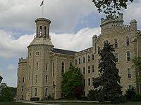 Wheaton College (Illinois)...Chicagoish...