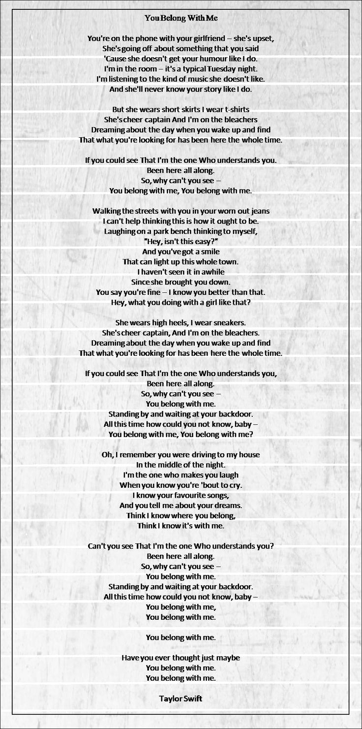 Best Images About Song Lyrics Love Pinterest