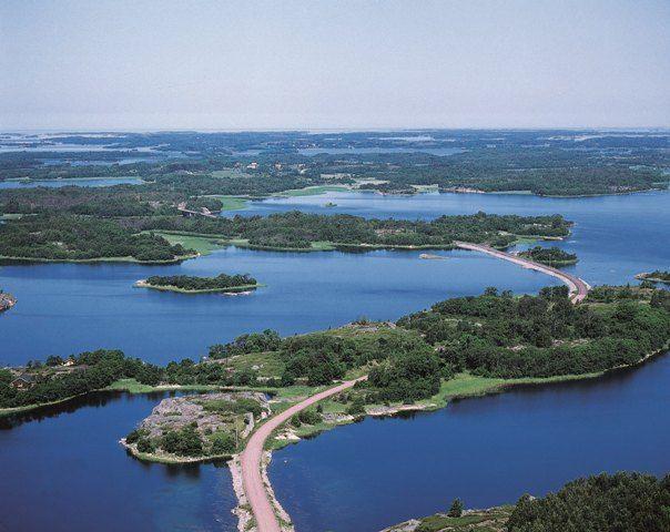 Aland Archipelago Finland