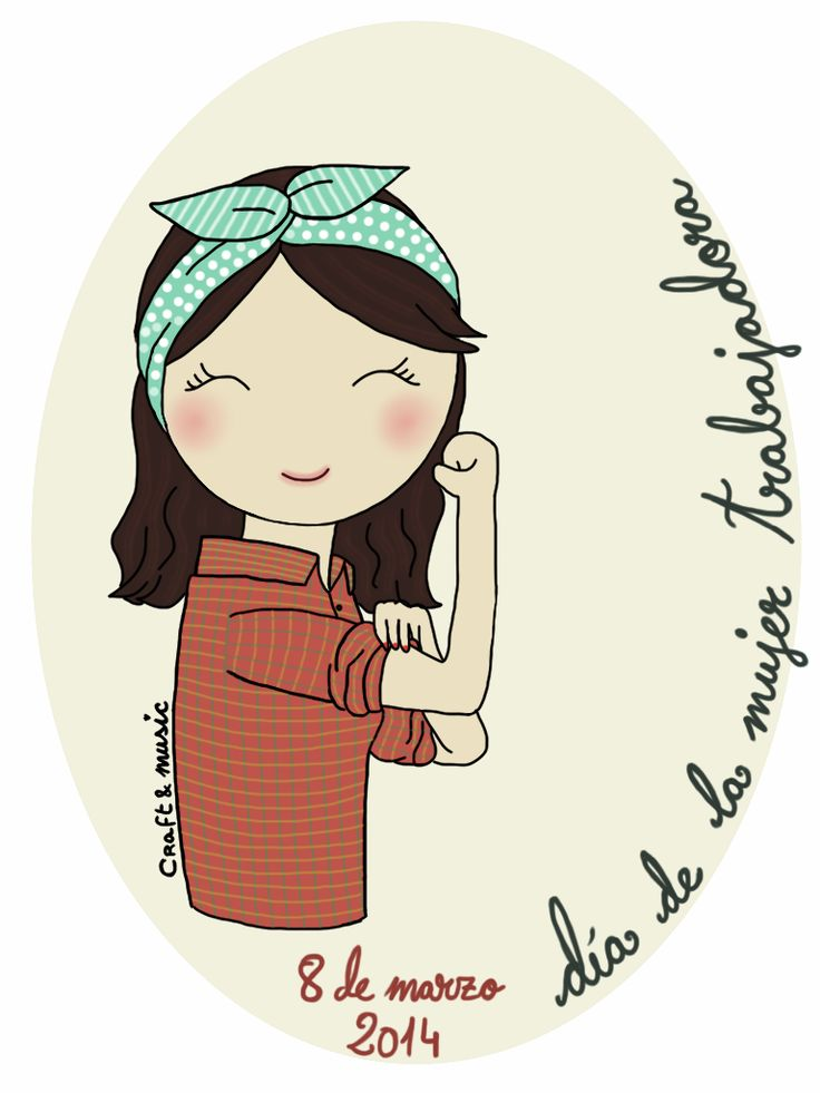 8 de marzo - Día Internacional de la Mujer Trabajadora http://wp.me/p3jF0w-px