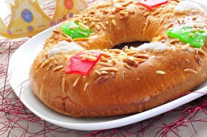 Roscón de Reyes. Te enseñamos a cocinar recetas fáciles cómo la receta de Roscón de Reyes. y muchas otras recetas de cocina..